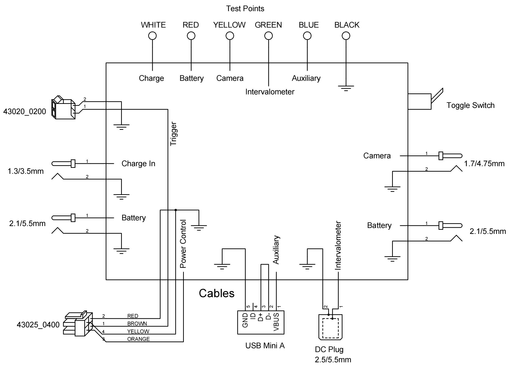 Cyclapse Power Module Converter Wiring Diagram